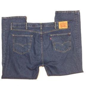 Levi's 505 straight leg Jeans Men's size 42 x 30